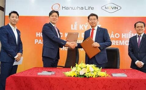 Hanwha Life Việt Nam mở rộng kênh bán hàng qua điện thoại