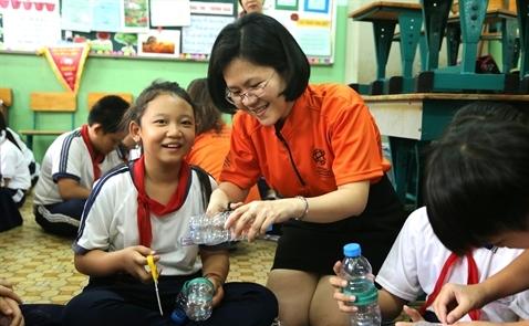 Quỹ Quốc tế Singapore khởi động chương trình Bánh xe tri thức