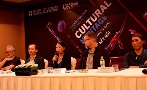 Hội đồng Anh ra mắt di sản kết nối văn hóa Việt Nam – Anh quốc