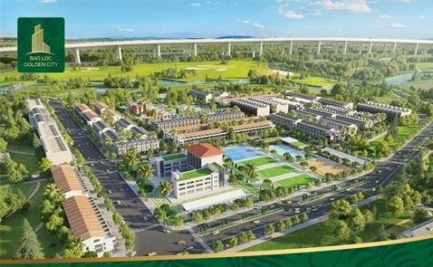 Bảo Lộc Golden City chính thức mở bán