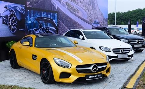 Mercedes-Benz: 2018 sẽ cạnh tranh bằng giá trị