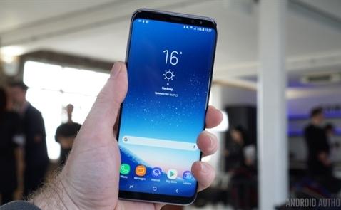 Lợi nhuận quý I của Samsung vượt dự báo nhờ mảng chip nhớ
