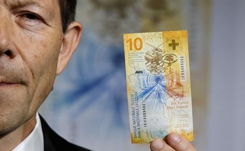 Tờ tiền đẹp nhất thế giới