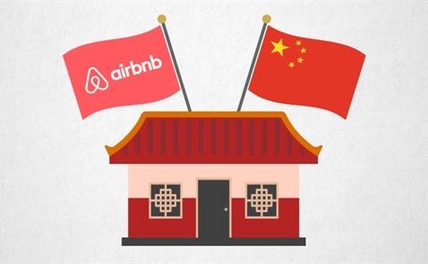 Airbnb phải cung cấp tất cả dữ liệu người dùng tại Trung Quốc