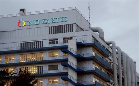 Hãng dược phẩm Novartis mua lại AveXis