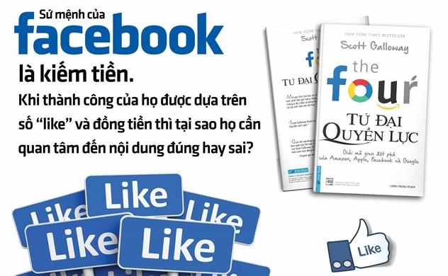 Cuốn sách vạch trần bản chất của Facebook được xuất bản