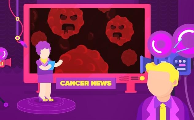 Tìm hiểu về bệnh ung thư qua video của nhóm bạn trẻ Việt