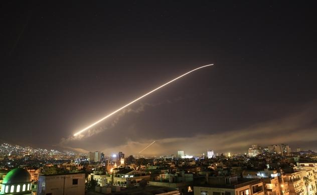 Vì sao phương Tây nhất quyết tấn công Syria?