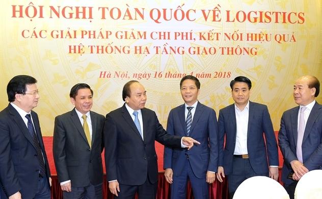 Thủ tướng: Sẽ có Chỉ thị về phát triển logistics