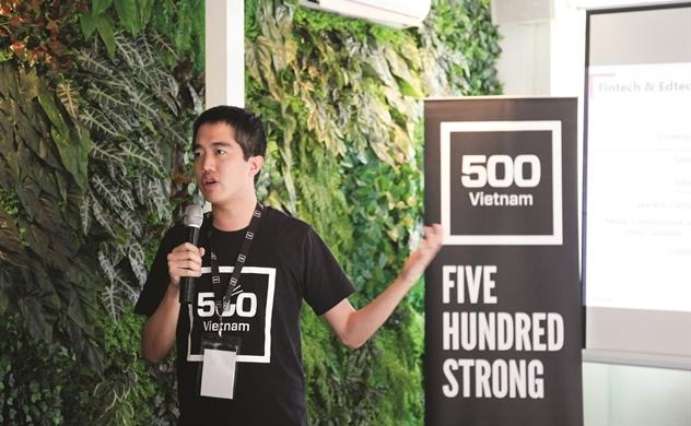 Eddie Thái: 20/500 Startups