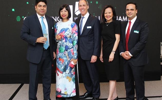 CBRE kỷ niệm 15 năm đồng hành cùng thị trường bất động sản Việt Nam