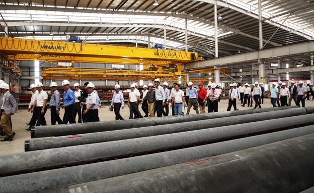 Bê tông Đồng Tâm đầu tư 250 tỉ đồng xây nhà máy mới