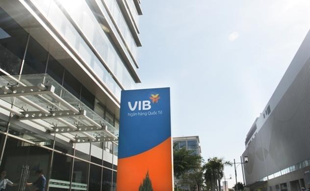 VIB báo lãi 518 tỉ đồng trong quý I