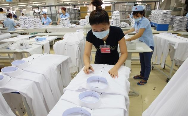 Xuất khẩu dệt may sang Mỹ tăng kỷ lục