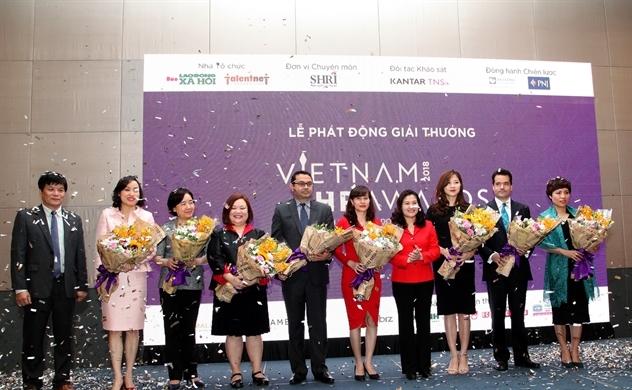 Giải thưởng Vietnam HR Awards 2018