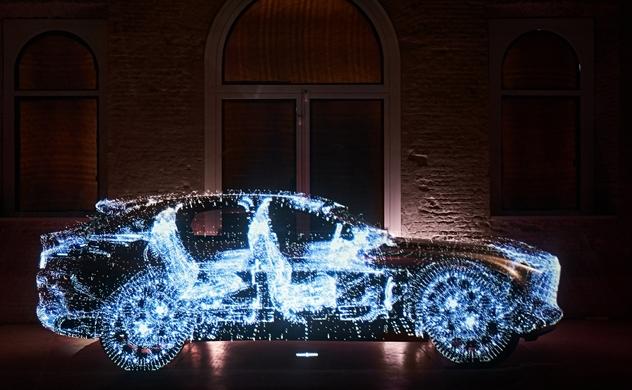 Testing Hypotheticals đoạt giải thiết kế Lexus 2018