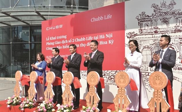 Chubb Life Việt Nam khai trương văn phòng thứ 2 tại Hà Nội