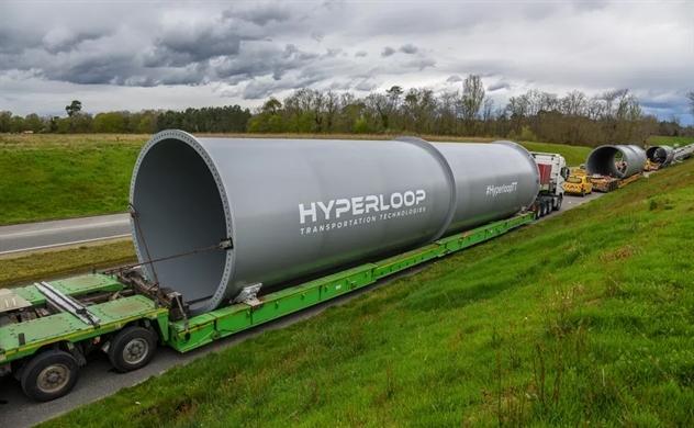 Hyperloop xây đường ống thử nghiệm thứ 3 tại Pháp