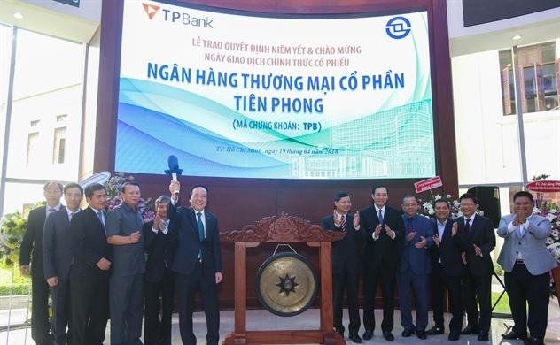 555 triệu cổ phiếu TPBank chào sàn