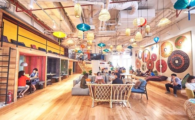 naked Hub ra mắt Coworking space  đầu tiên tại Việt Nam