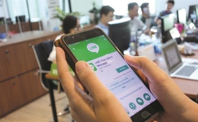 Ứng dụng LINE sẽ trở lại Việt Nam?