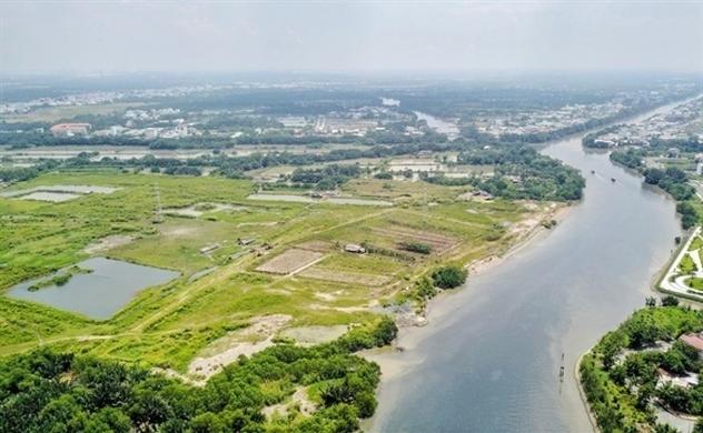 Quốc Cường Gia Lai công bố thông tin về dự án 30ha Phước Kiển