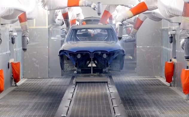 BMW đã sản xuất 1.400 chiếc SUV mỗi ngày như thế nào?
