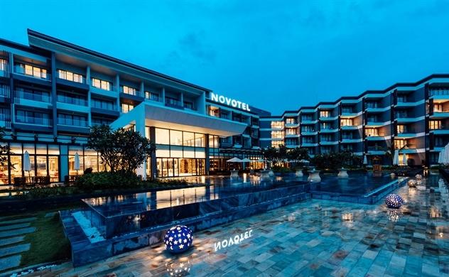 Đón hè rực rỡ tại Novotel Phu Quoc Resort