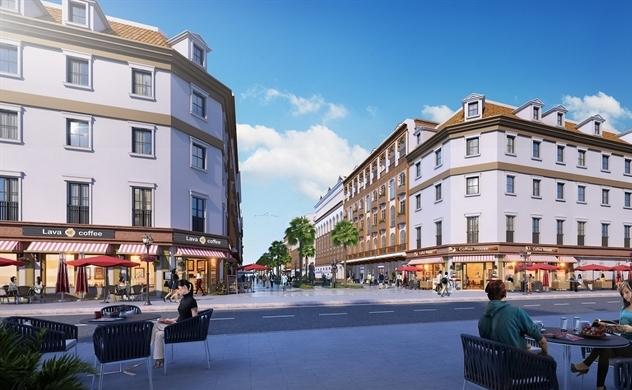 Shophouse Sun Plaza Grand World thu hút vốn đầu tư