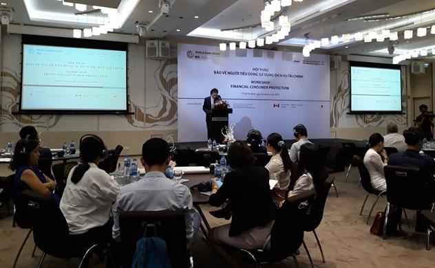 IFC cảnh báo rủi ro trong dịch vụ tài chính tại Việt Nam