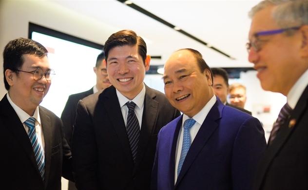 CEO Grab cam kết tiếp tục đầu tư vào Việt Nam