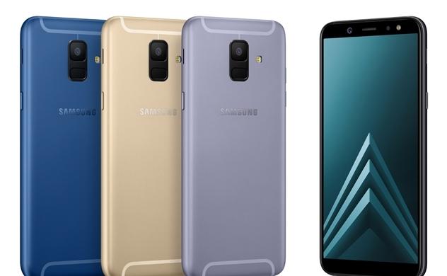 Samsung ra mắt Galaxy A6/A6+