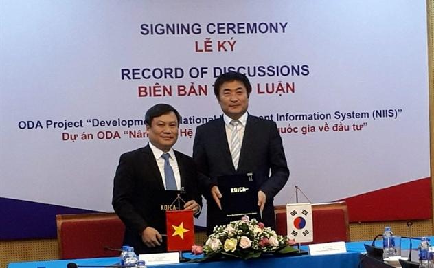 Đang có 6.800 dự án đầu tư của Hàn Quốc tại Việt Nam