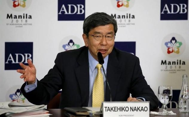 Căng thẳng thương mại đe dọa tăng trưởng châu Á