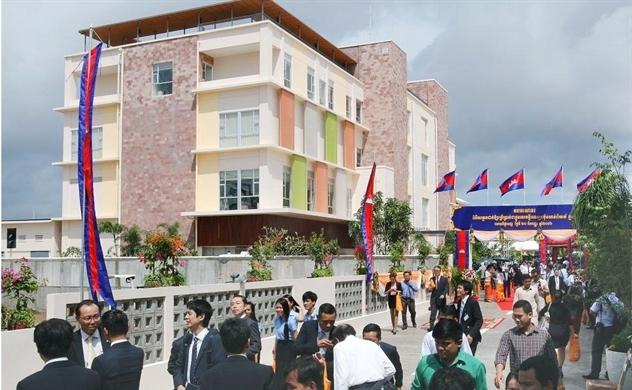 Bộ Y tế Campuchia công nhận bằng tiến sĩ từ Việt Nam