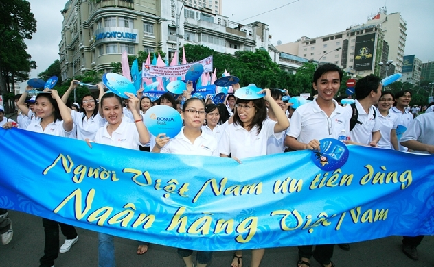 Thiết lập chuẩn bộ tiêu chí hàng Việt Nam chất lượng cao