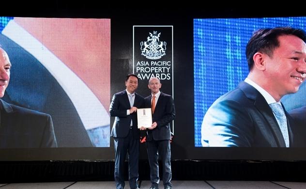 SonKim Land nhận Giải thưởng Asia Pacific Property Awards 2018