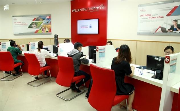 Prudential dẫn đầu thị trường về tổng đầu tư
