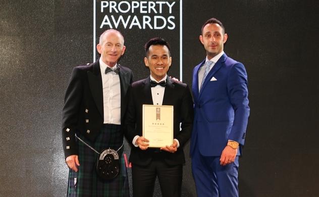Tiến Phước đạt giải thưởng Asia Pacific Property Awards 2018