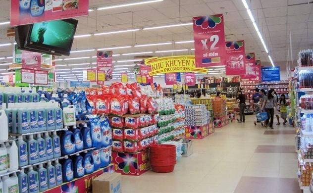 Doanh số hàng tiêu dùng nhanh giảm 1% trong quý I