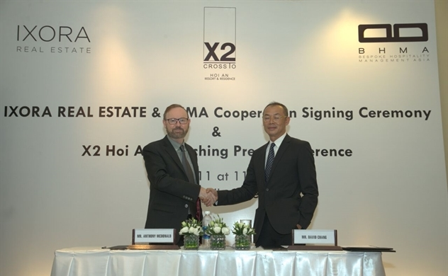 Hội An xuất hiện khu nghỉ dưỡng sinh thái X2 Resorts and Residences
