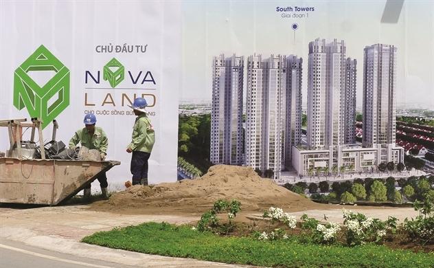 Novaland trong tay 160 triệu USD trái phiếu chuyển đổi quốc tế
