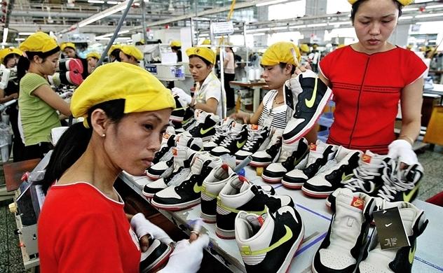 Dịch chuyển sản xuất tại châu Á nhìn từ Adidas và Nike