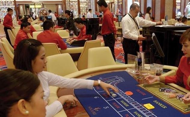 Sốt đất tại Philippines do công nghiệp cờ bạc