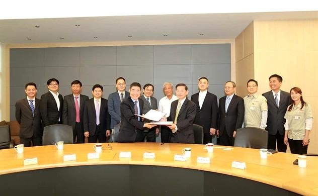 Thuduc House và Daewon bắt tay SYM thực hiện dự án ở Hà Nội