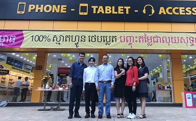 BigPhone tạm dừng mở rộng tại Campuchia, nhà cung ứng logistics nói gì?