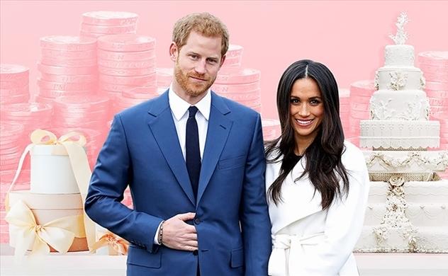 Đám cưới Hoàng tử Harry của Hoàng gia Anh có chi phí bao nhiêu?