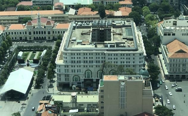 Union Square hợp tác phát triển khách sạn 5 sao với Mandarin Oriental