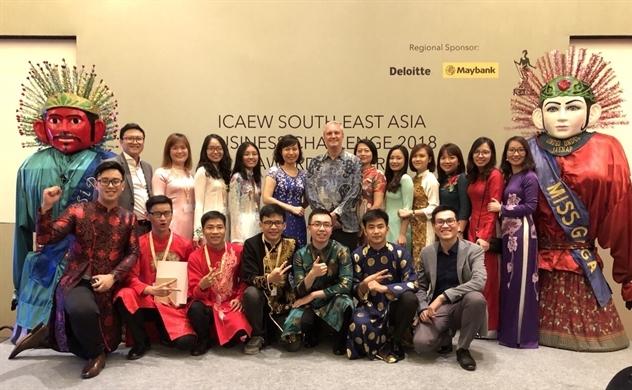 Sinh viên Việt Nam vô địch Cuộc thi