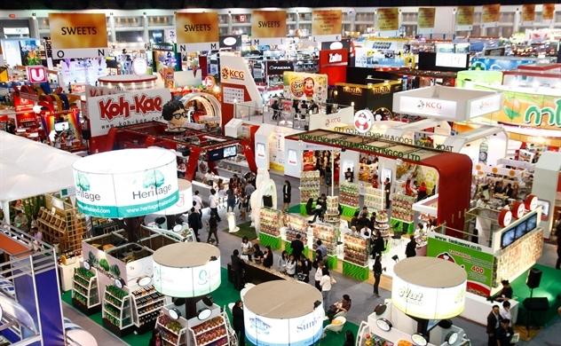 Việt Nam giới thiệu Bộ sưu tập sản phẩm hữu cơ tại Thaifex 2018